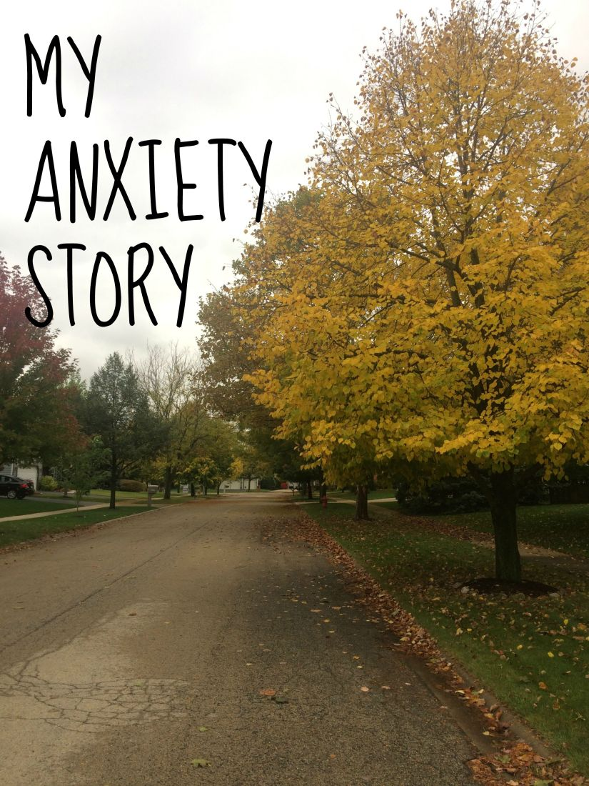 My Anxiety Story: Raw + Real